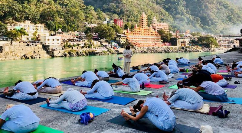 Yoga Teacher Training Courses in Rishikesh