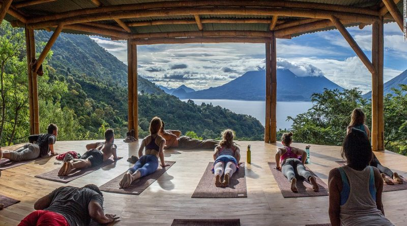 2021 Yoga Destinations For Americans