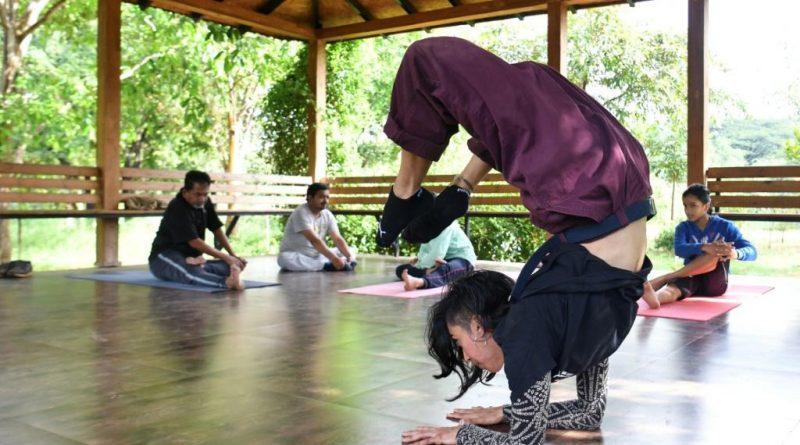 Yoga Skills To Earn Money