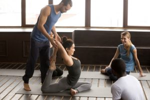 Does The Environment Of The Yoga Class Motivates You