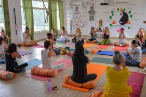 Why Join A Yoga Center