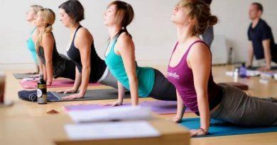 Yoga Centers