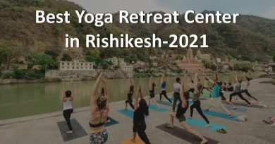 yoga retreat center in rishikesh