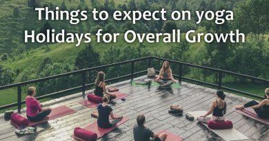 yoga holidays